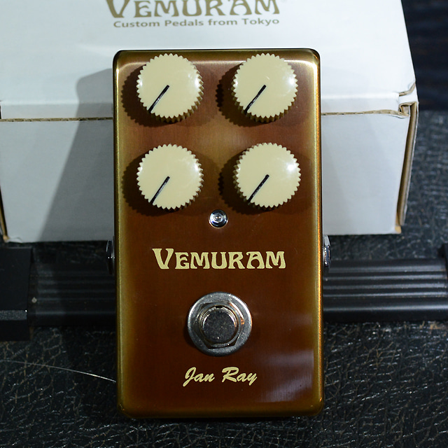 [중고] Vemuram - Jan Ray (Natural Overdrive)