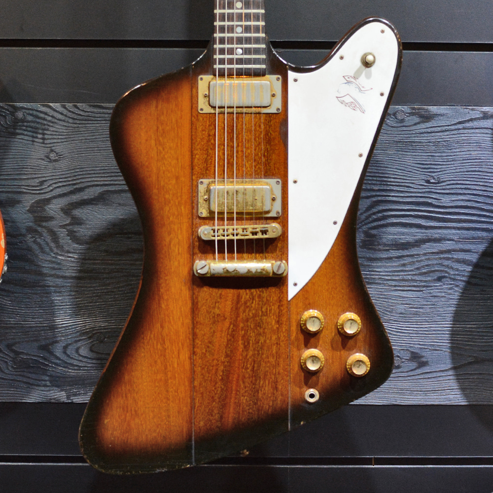 [중고] Gibson Firebird Natural Limited Edition 1976'