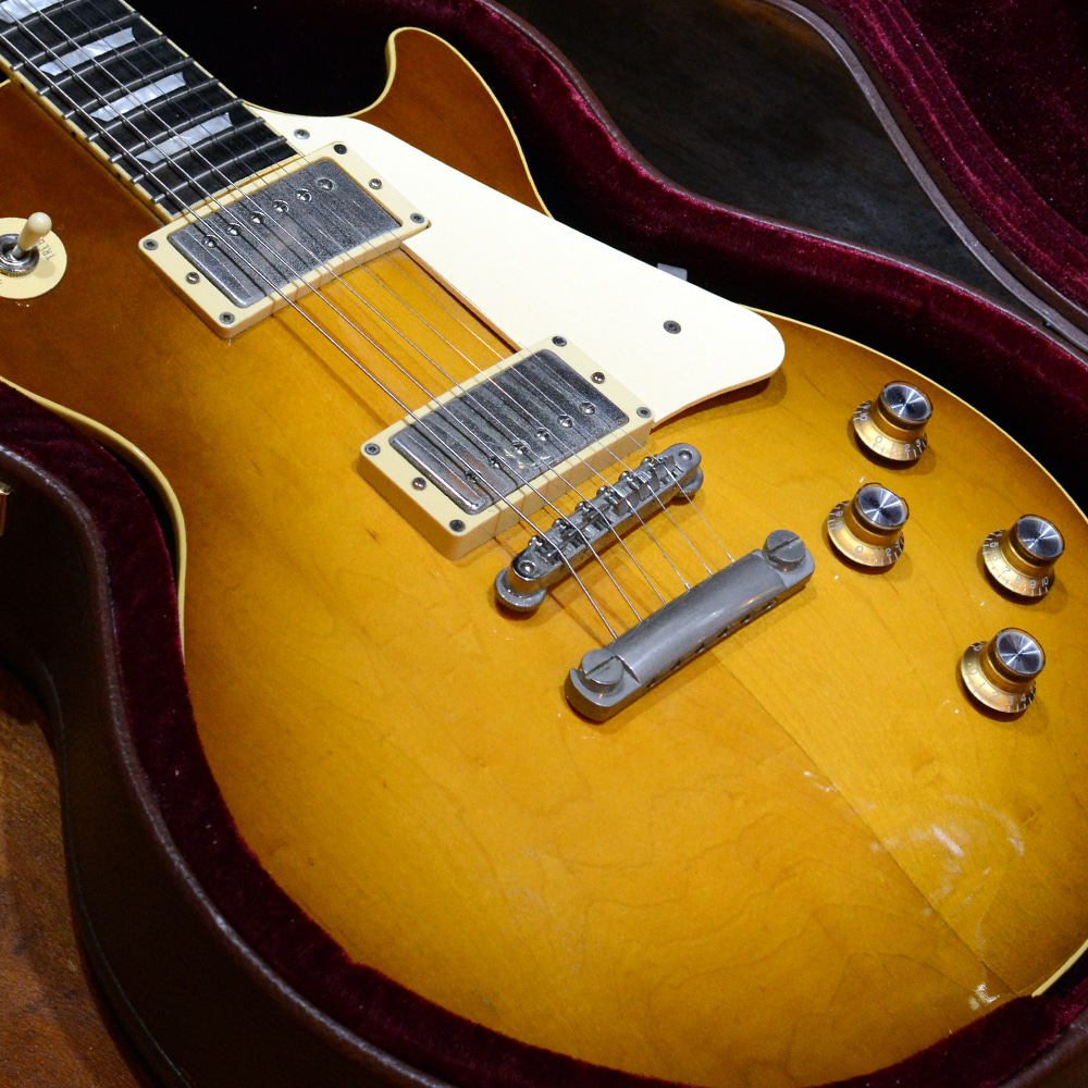 [중고] Epiphone Japan Standard Honey Burst