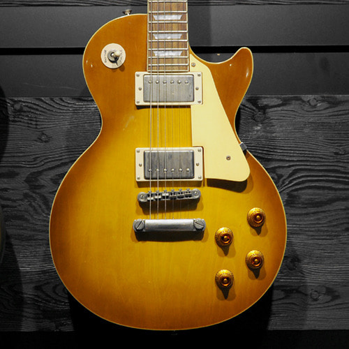 [중고] Epiphone - LP HoneyBurst