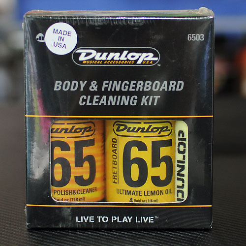 Dunlop - Body and Fingerboard Cleaning Kit (6503)