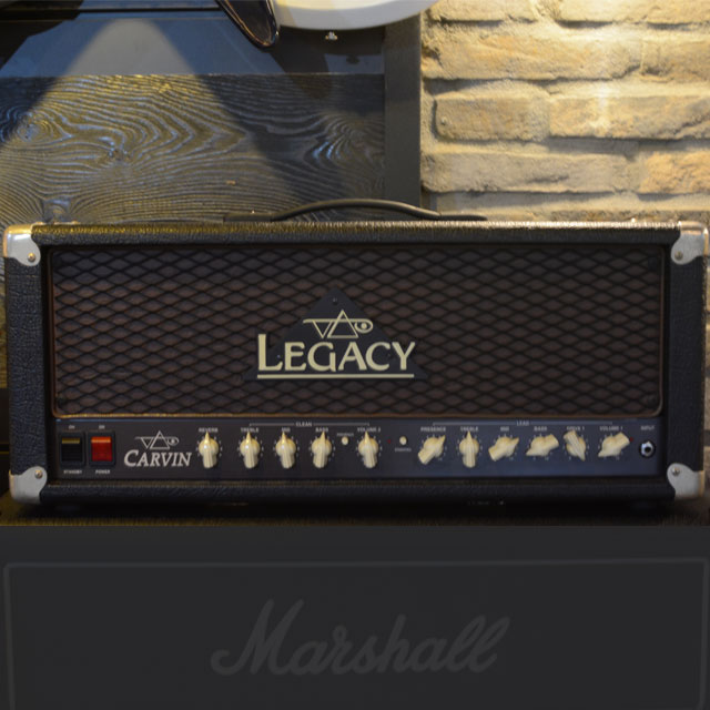 [중고] Carvin Vai Legacy 100-Watt Amp Head