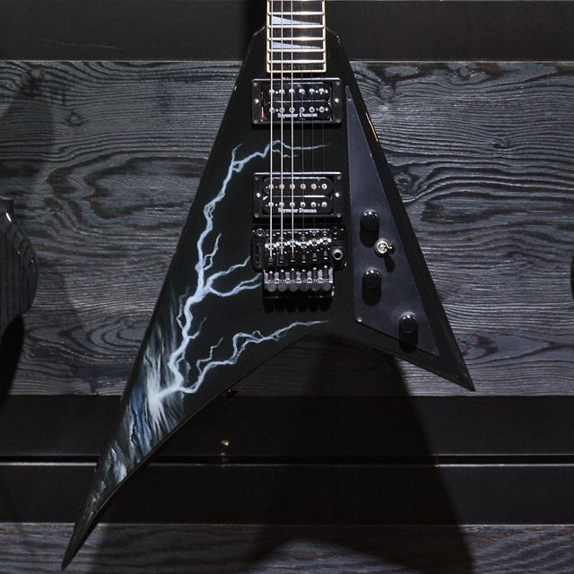 [중고] Jackson USA Randy Rhoads RR1 Lightning Sky 1992' Excellent Condition