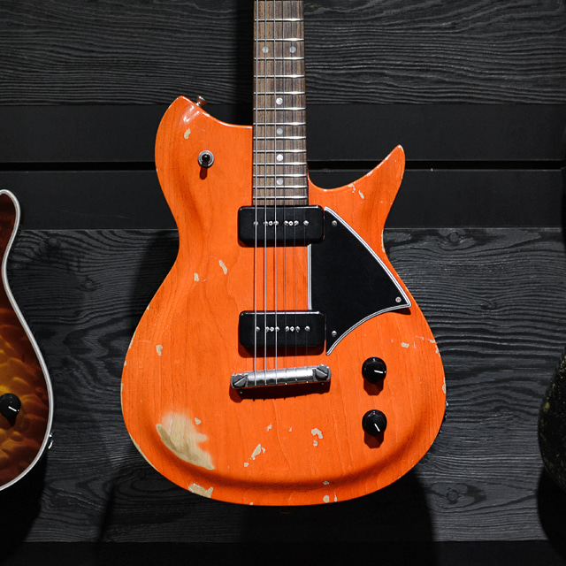 [중고] Fano RB6 Alt de Facto Roundup Orange 2012'