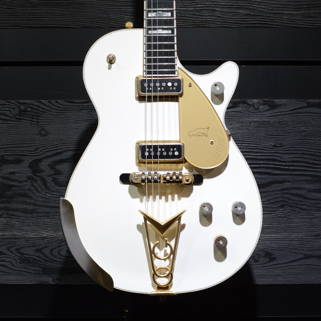 [중고] Gretsch G6134 White Penguin White 2012'
