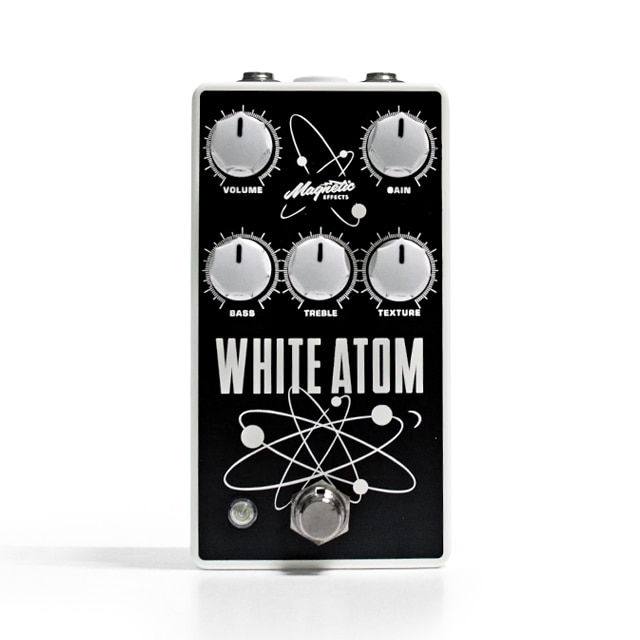 MAGNETIC EFFECTS - White Atom (Hybrid Fuzz)