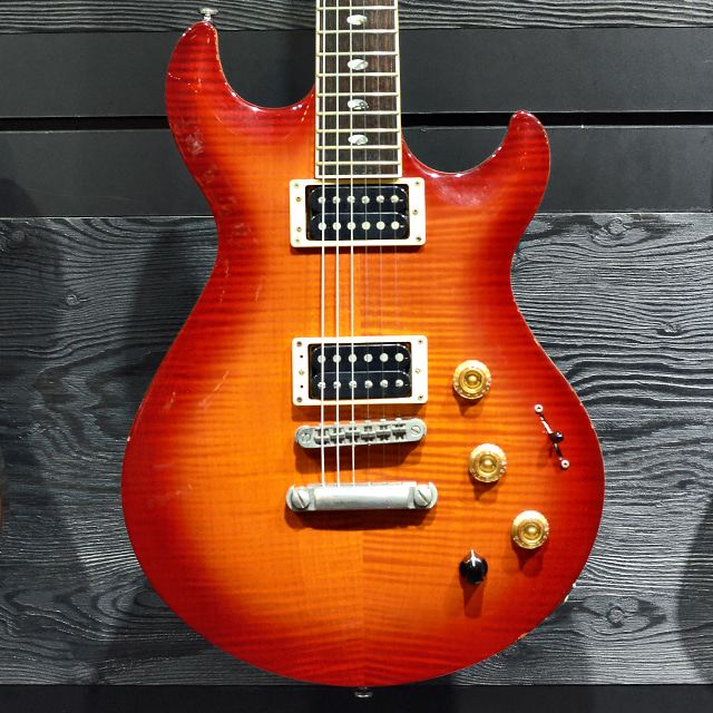 [중고] Caparison Angelus 22 Cherry Sunburst 2000'