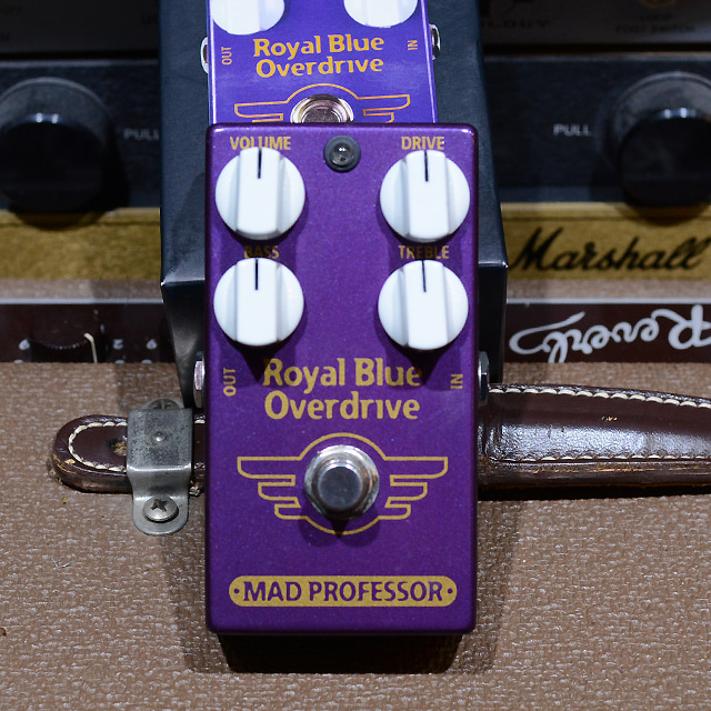[중고] Mad Professor - Royal Blue Overdrive
