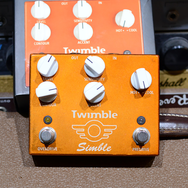 [중고] Mad Professor Twimble Overdrive/Boost