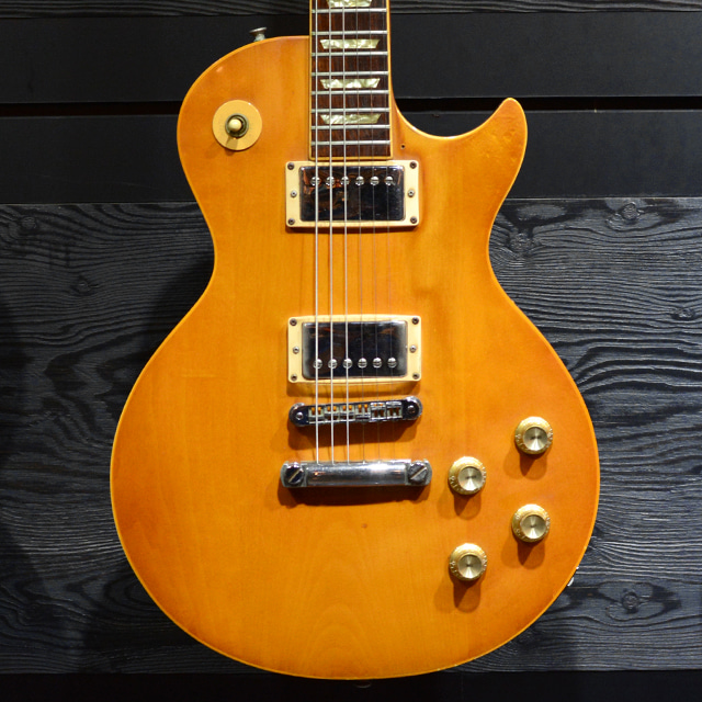 [중고] Gibson Les Paul Standard Natural 1976'