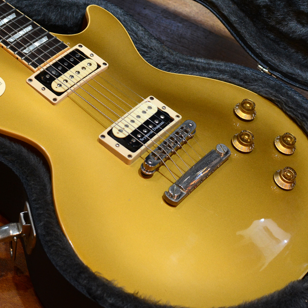 [중고] Gibson Les Paul Standard Gold Top 2003'
