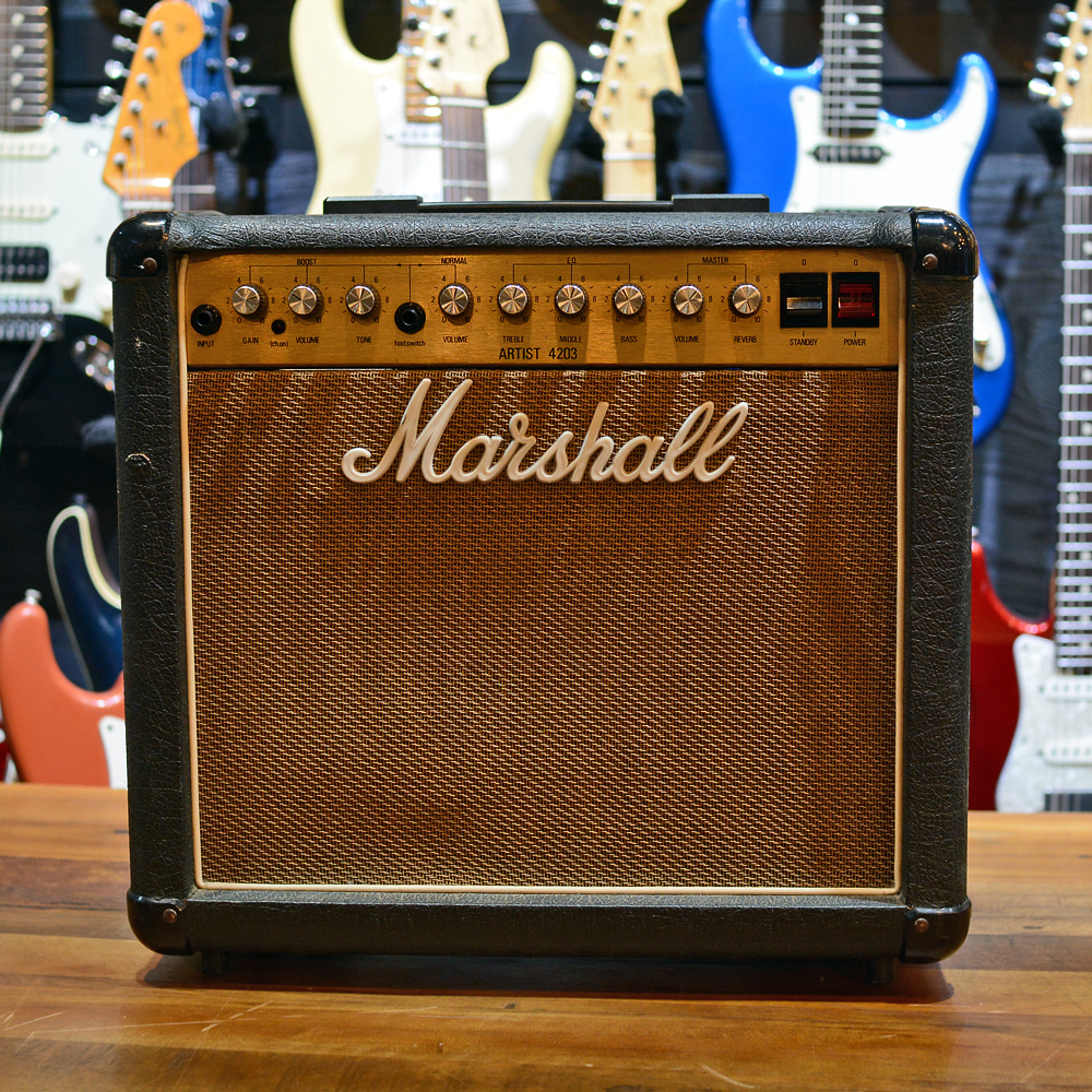 [중고] Marshall Artist 30 4203 tube combo (30watts)