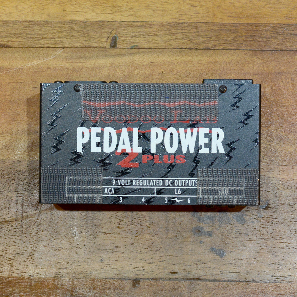 [중고] Voodoo Lab Pedal Power 2 Plus Power Supply