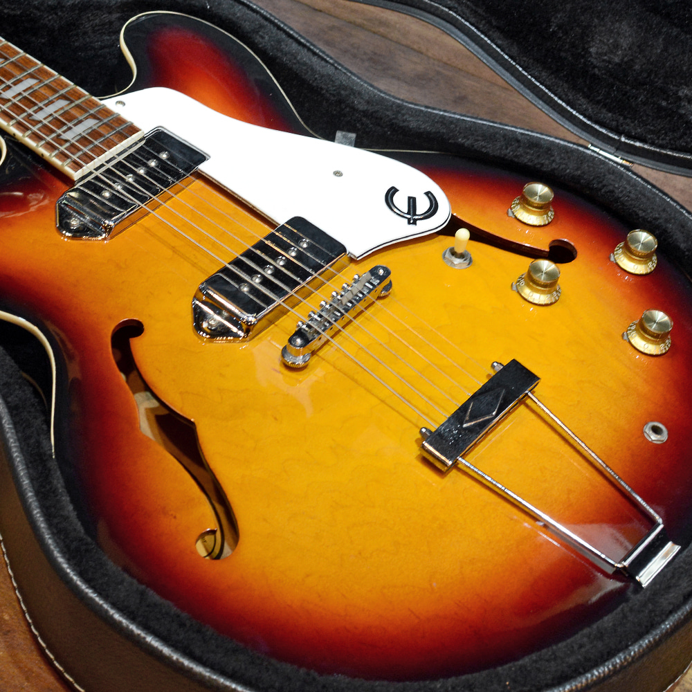 [중고] Epiphone Japan Casino Vintage Sunburst 1995'
