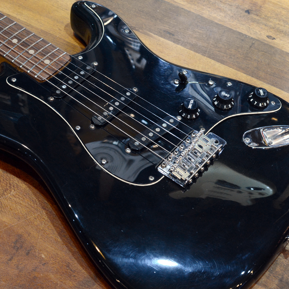 [중고] Fender USA Stratocaster Black 1979'