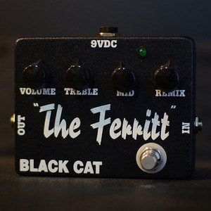[중고] Black Cat The Ferritt Treble Booster
