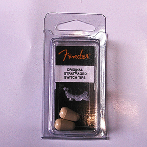 Fender Strat Aged Switch Tips 099-4938-000