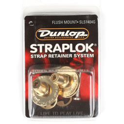 Dunlop Dual Design Straplok (4 Color)
