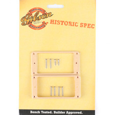 Gibson Historic Pickup Ring Set(크림) PRPR-035