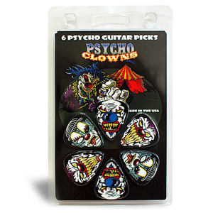 Hotpicks - Psycho Clowns