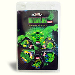 Hotpicks - NewClamshell , The Hulk 6 Pack #1
