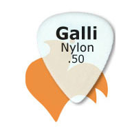 Galli Strings - A11 White Nylon T (0.5mm)