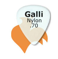 Galli Strings - A11 White Nylon M (0.7mm)