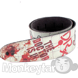 Planet Waves - Mötley Crüe Strap Collection - Dr. Feelgood