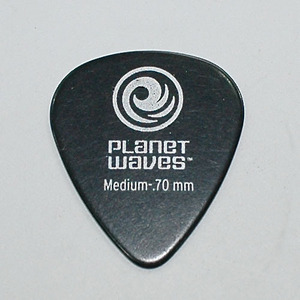 Planet Waves - Duralin Black 0.70mm