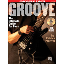 Hal Leonard - IMPROVE YOUR GROOVE