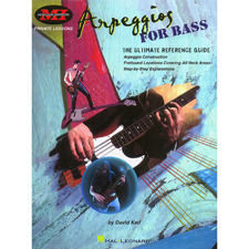 Hal Leonard - ARPEGGIOS FOR BASS