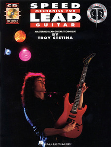 Hal Leonard - SPEED MECHANICS FOR LEAD GUITAR