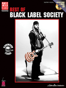 Cherry Lane Music - BEST OF BLACK LABEL SOCIETY