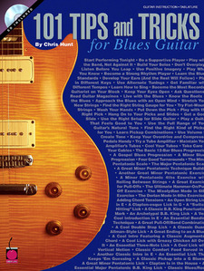Cherry Lane Music - 101 TIPS & TRICKS FOR BLUES GUITAR