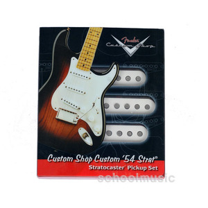 Fender Custom Shop 54 Strat(099-2112-000)