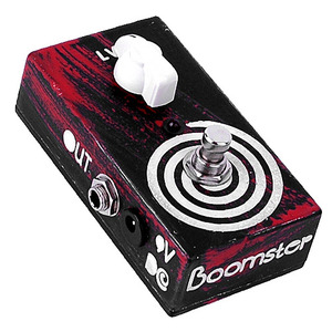 Jam Pedal - Boomster (Clean Silicon Booster)