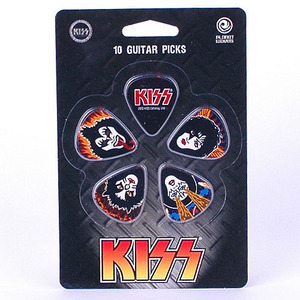 PlanetWaves - Kiss Signature PickSet (1CBK4-10K2)