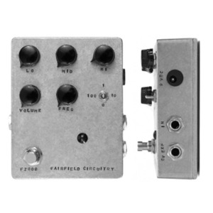Fairfield Circuitry - Four Eyes Crossover Fuzz
