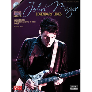 Cherry Lane Music - John Mayer Legendary Licks