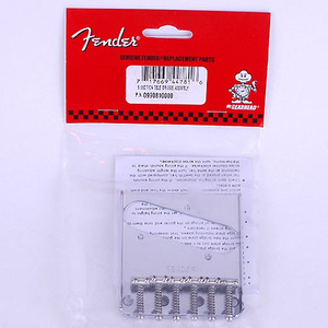 Fender -  6 SECTION TELE BRIDGE (099-0810-000)