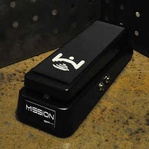 Mission Engineering -  Expression Pedal/Toe Switch (SP1-BK)