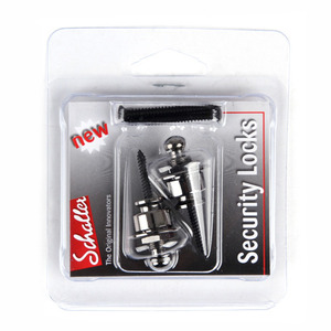 Schaller - Securty Lock Ruthenium