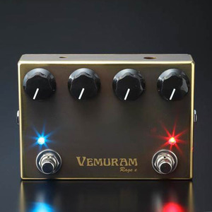 베뮤람 Vemuram - Rage e (Overdrive with Boost)