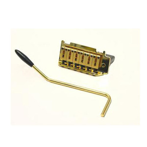 Hipshot - 2-Point US Flat Tremolo Gold (빈티지 디자인)