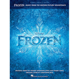 Hal Leonard - Frozen 겨울왕국 (Piano,Vocal,Guitar)