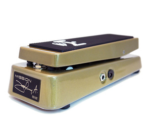 Mission Engineering - REWAH PRO JA-GLD (Tone Switchable Wah)