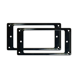 Keeper - KPR-1-B Pickup Ring Flat type Bridge Black