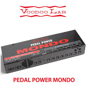 VooDooLab - PEDAL POWER MONDO