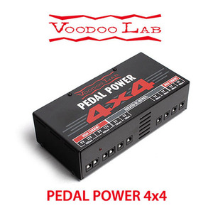 VooDooLab - PEDAL POWER 4X4
