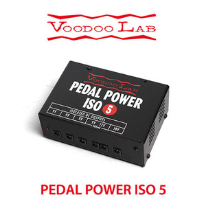 VooDooLab - PEDAL POWER ISO 5